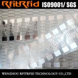 UHF/860-960MHz 외국인 H3 풀그릴 RFID 레이블 꼬리표