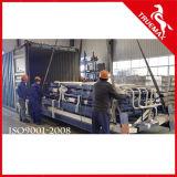 petite usine de traitement en lots concrète stationnaire de la colle 25m3/30m3