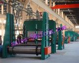 Imprensa hidráulica de correia transportadora/máquina de borracha de Conveyorvulcanizing
