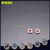 Mini bobina de cobre inductivo de electroimán redondo