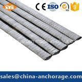 Conducto acanalado del metal de la estructura de las construcciones del precio de costo