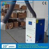 Extracteur mobile de vapeur de soudure de Pur-Air pour la soudure à l'arc électrique avec du flux d'air 1500m3/H (MP-1500SA)
