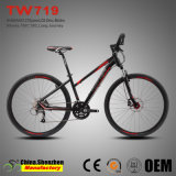 27 bicyclette en aluminium hydraulique de route urbaine du frein 700c de pétrole de vitesse