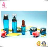 Insieme Colourful dell'estetica del fornitore della Cina del vaso della crema e della bottiglia di vetro
