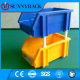 Stapelbares pp.-materielles industrielles Ersatzteil-Speicher-Plastiksortierfach