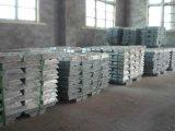 Lingot en aluminium 99.7% de prix usine de qualité