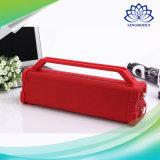 Altavoz portable de la maneta profesional de 3 colores mini con FM