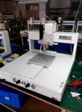 Máquina de dispensación del pegamento automático con ISO9001: 2008 para la dispensación de la capa o del botón de la tarjeta del teléfono móvil