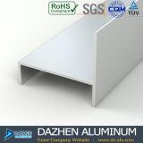 Perfil de aluminio de la fabricación para el mercado filipino