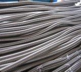Mangueira flexível de alta pressão de aço inoxidável