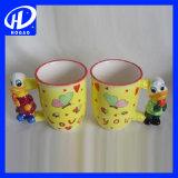 11oz昇進ブランク昇華印刷のコーヒー・マグ、陶磁器のマグ