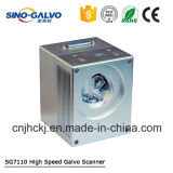 Laser 표하기 기계를 위한 높은 정확한 Sg7110 Galvo 스캐너