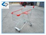 Carrito especial del carro de compras del estilo para el supermercado