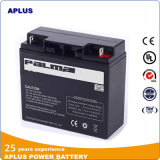 Batterien 12V 15ah der Qualität-VRLA für Multimedia-Kommunikationen