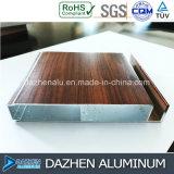 Profil en aluminium de bonne qualité de fabrication pour la couleur personnalisée par compartiment de Module