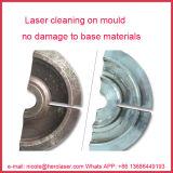 Máquina de limpeza a laser de fibra óptica de alta precisão para molde de pneu de molde de carro