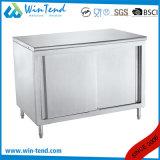Module de cuisine commercial de base inclus personnalisé de construction robuste d'acier inoxydable avec la patte réglable de hauteur