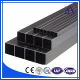 高品質の6063-T5によって陽極酸化される黒いアルミニウムフレーム(BA-337)