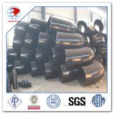 Sch80 90 ANSI B 16.9 del codo A234 Wpb del Bw del grado LR