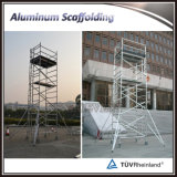 Torretta mobile di alluminio dell'armatura di alta qualità