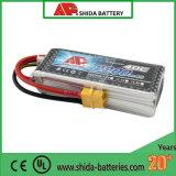 batería del polímero del litio de 2200mAh 11.1V 40c para el Uav del abejón de Fpv