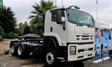 Caminhão do trator de Isuzu 6X4