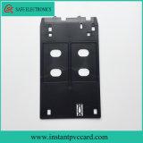 Bandeja de cartão do PVC do Inkjet para a impressora Inkjet de Canon Mg5420