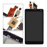 Affissione a cristalli liquidi del telefono mobile per lo schermo di tocco dell'affissione a cristalli liquidi del LG E975
