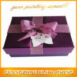 Caixa de cartão do convite do casamento (BLF-GB436)