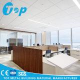 オフィスの装飾のための天井のタイルの高品質600X600のアルミニウムクリップ