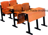 조정 Wrtingtable (Ms k24)를 가진 학교 가구 교실 의자