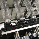 Full Servo Plastic Mineral Water Bottle Blow Molding Machine / Blower