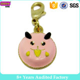Cheap Enmalhe Metal Alloy Lovly Animal Cake Charm Jewellery