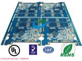 Tarjeta de múltiples capas del PWB del oro de la inmersión para las piezas del ordenador