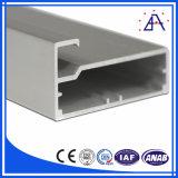 Perfil de alumínio para a parede do indicador e de cortina