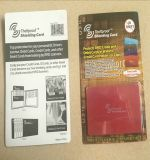Tarjeta de crédito E-Passport Protect RFID Blocking Card