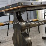 Imitation Antique Fer Gourd Shape Table basse