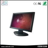 Jugador del monitor TV del ordenador de la pantalla táctil de Intel I5