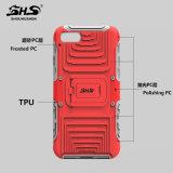 Nuevas llegadas 3 de Shs en 1 caja híbrida a prueba de choques del teléfono celular de Kickstand para LG G Stylo 2 más