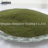 Harina de algas orgánica natural de la alimentación