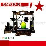 Machine multicolore de l'impression DIY de l'appareil de bureau 3D