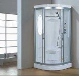 Sauna semplice del vapore del settore di 900mm con l'acquazzone (AT-D9090)