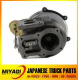 47916-0002 Hinoのトラックの部品のためのJ08cのターボチャージャーのエンジン部分
