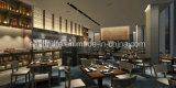 2017 muebles de madera nuevos diseños duradero Tabla y sillas del restaurante