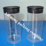 0.5mm Raum-Haustier-Plastiknachtisch-Zylinder für Feiertags-Förderung