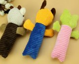 동물성 애완 동물 삐걱거리는 Doy 장난감 애완 동물 장난감