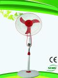 16 pouces de 12V de C.C de ventilateur de stand