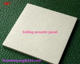 Som interno - painel de teto material absorvente do painel de parede do painel acústico do painel da redução de ruído