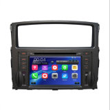 Accessori dell'automobile per Mitsubishi Pajero con il iPod DVB-T del USB DVD di Bluetooth FM