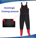 Men Neoprene Vest Sem Manga Caça Fishing Diving Boots Wetsuit